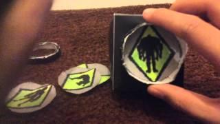 Ben 10 papercraft omnitrix