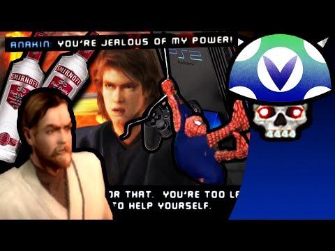 [Vinesauce] Joel - Movie Licensed Crap: Star Wars: Episode III ( PS2 )