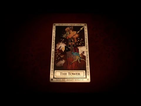 Dark Prophecy  Part 9  The Tower