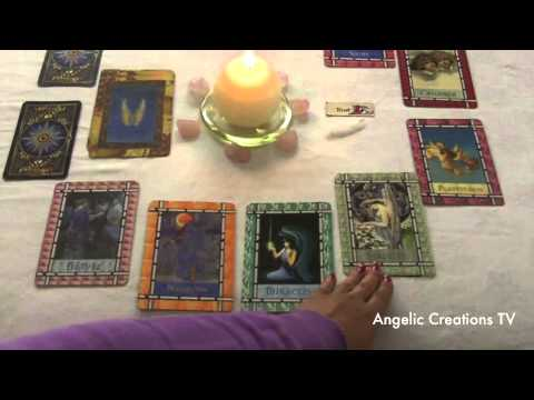 [YEARLY FORECAST 1] Angel Card and Tarot Reading Forecast by Renee at Angelic Creations (UK)