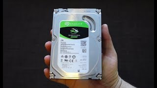Review HDD Seagate BarraCuda 2TB, 7200rpm, 64MB cache, SATA III