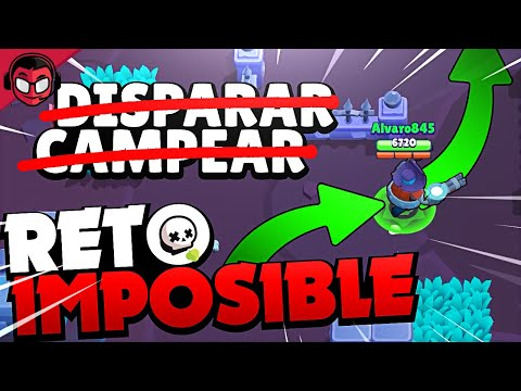 EL RETO IMPOSIBLE EN SHOWDOWN | Brawl Stars
