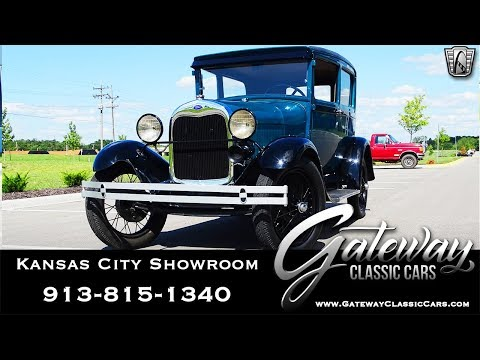 1928 Ford Model A - Gateway Classic Cars - Kansas City #00137