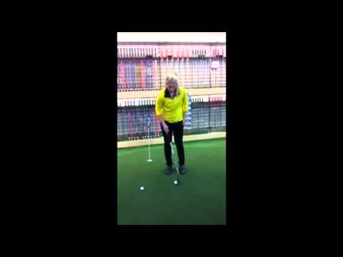 Katie Griffiths Swing Video 1