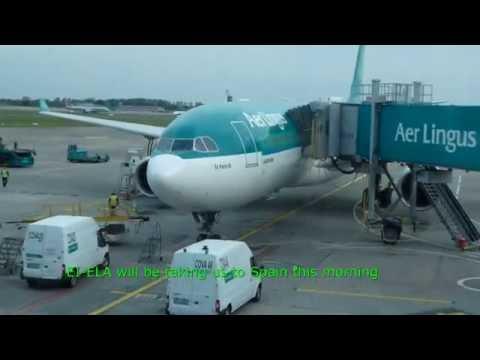 Aer Lingus/Dublin-Malaga/Premium Economy/A330-300/JUN15