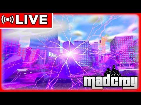 👽 ALIEN & UFO UPDATE *NEW* - MAD CITY ROBLOX 🔴 LIVE