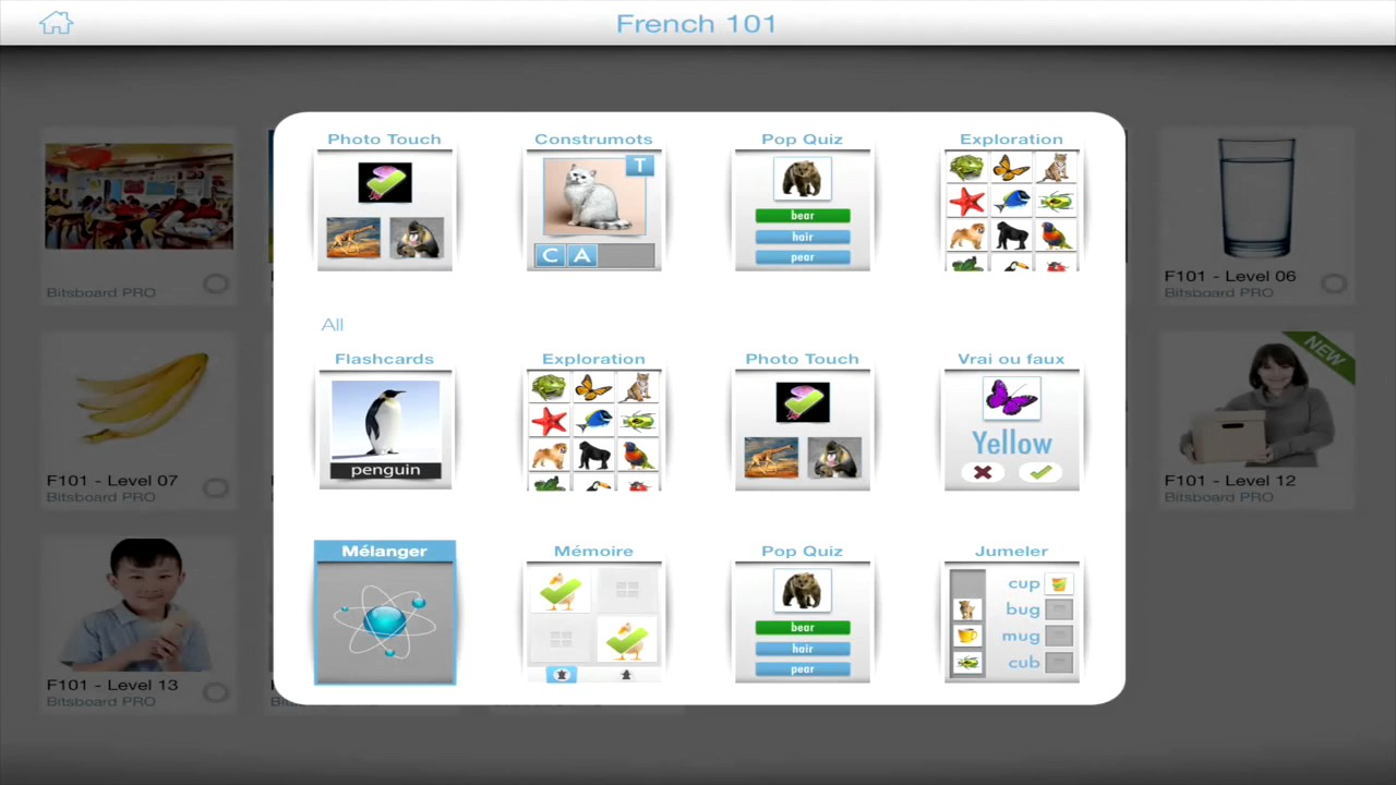 Image result for bitsboard in French