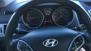Hyundai Elantra Coupe 2014 Videos