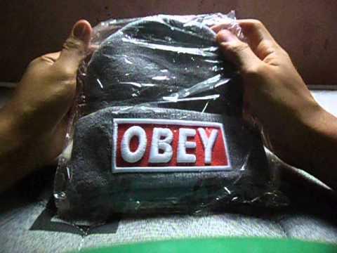 37a2b6a4c0ca5 Touca OBEY AliExpress - YouTube