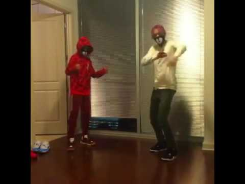 Ayo and teo... Dance moves