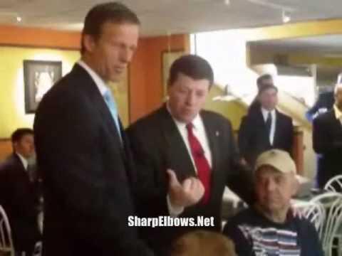 Senator John Thune Stumps For Ed Martin In St Louis.