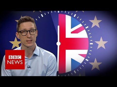 Will Brexit happen on time?- BBC News