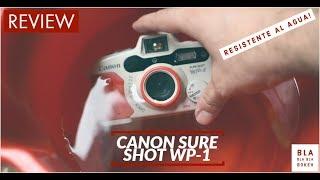 Review pasada por agua: Canon WP1