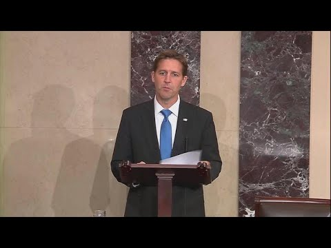 Sen. Ben Sasse delivers emotional floor speech amid Brett Kavanaugh confirmation debate