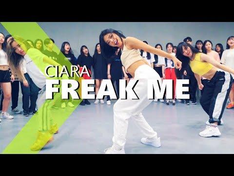 Ciara - Freak Me Feat. Tekno / HAZEL Choreography.