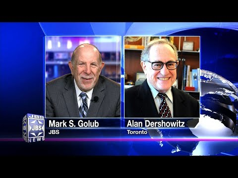 ITN: Dershowitz on Iran Deal