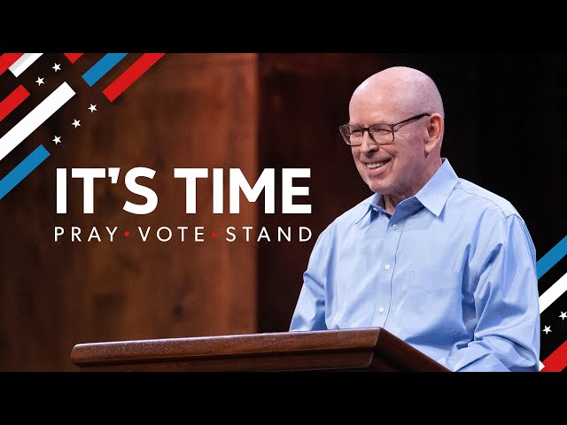 Answering A Friend's Objections To Voting For Trump | Dr. Wayne Grudem