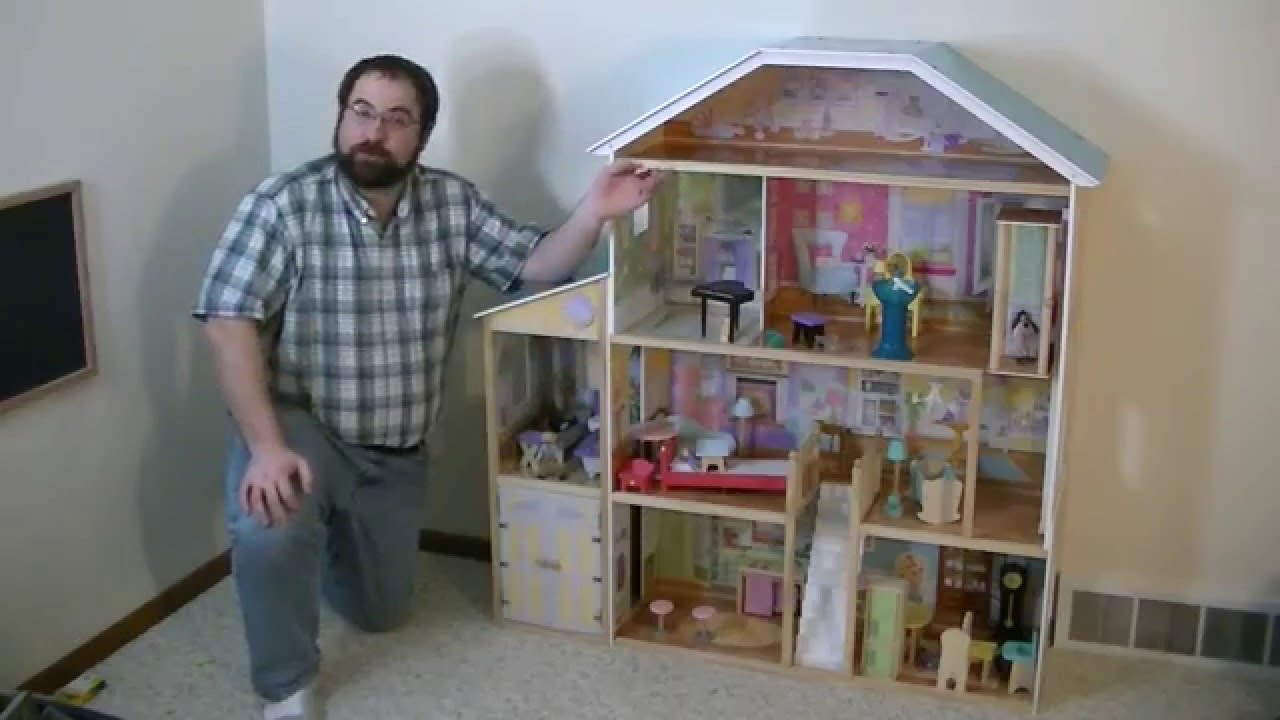 Kidkraft Majestic Mansion Dollhouse With Furniture Review