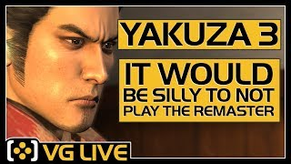 Yakuza 3 | Because I Had To Play It At Some Stage - VG Live