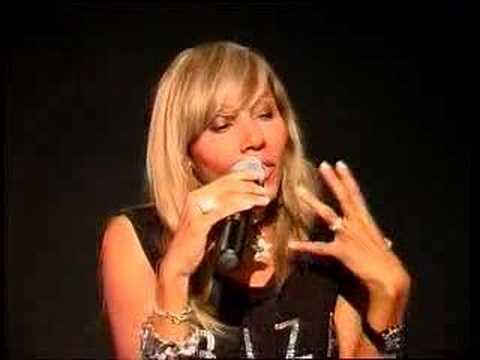 David Guetta & Cathy @ SIEL 2006 - Part 1