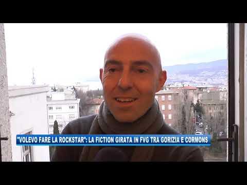 08/01/2019 - 'VOLEVO FARE LA ROCKSTAR': LA FICTION GIRATA IN FVG TRA GORIZIA E CORMONS