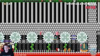 Super Mario Maker - Speedrun Levels Montage #18