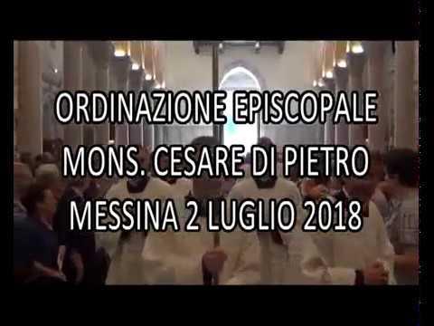Monsignor Di Pietro Vescovo Ausiliare - Speciale Tg Tremedia