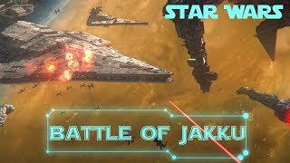 Star Wars: Battle of Jakku DOCUMENTARY