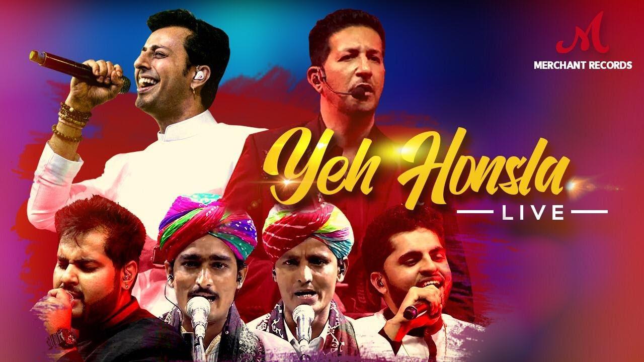 Yeh Honsla - Dor | Salim Sulaiman Live