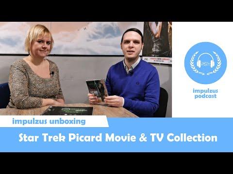 Impulzus Unboxing - Picard gyűjtemény