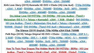 How to download movies in tamilrockers......?????!!!?!?