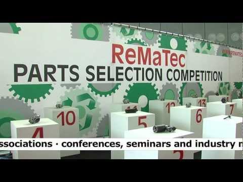 ReMaTec2011 impressions Amsterdam RAI