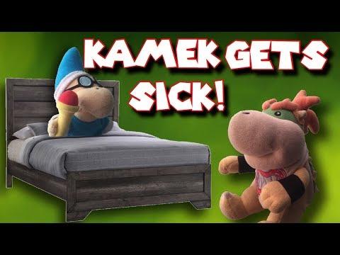AwesomeMarioBros - Kamek Gets Sick!