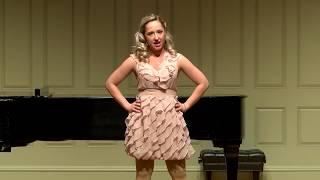 (I'll Marry) The Very Next Man - Fiorello! Sung by Melissa Geerlof