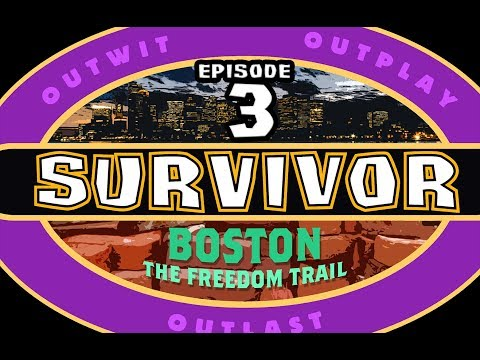 """Survivor Boston: The Freedom Trail - Episode 3 - """"Let The Bells Ring!"""""""