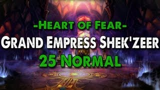 Method vs Grand Empress Shek'zeer (25 Normal)