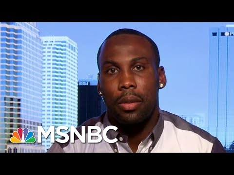 Former NFL Player Anquan Boldin Speaks On Future Protests | MSNBC