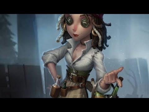 Gameplay Barmaid -Identity V