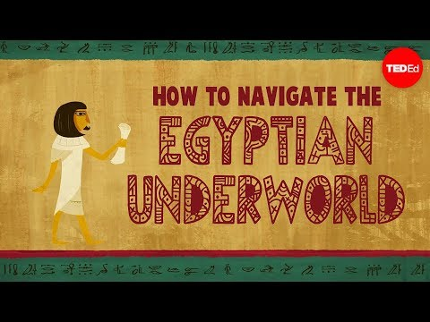 Thumbnail: The Egyptian Book of the Dead: A guidebook for the underworld - Tejal Gala