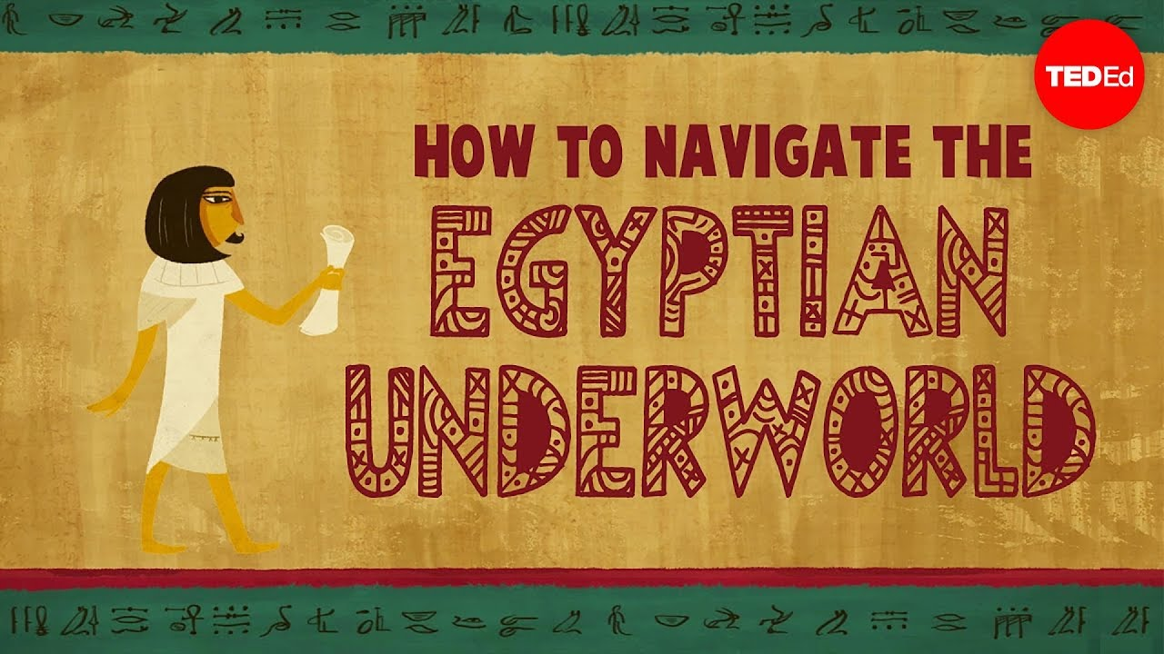 egyptian book of the dead youtube