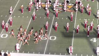 2014 Alabama A&M University Band @ UAB - Halftime Show
