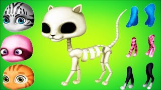 Cat Hair Salon Birthday Party Fun Pet Care - Fun Kitty Haircut Care & Makeover Games For Girls