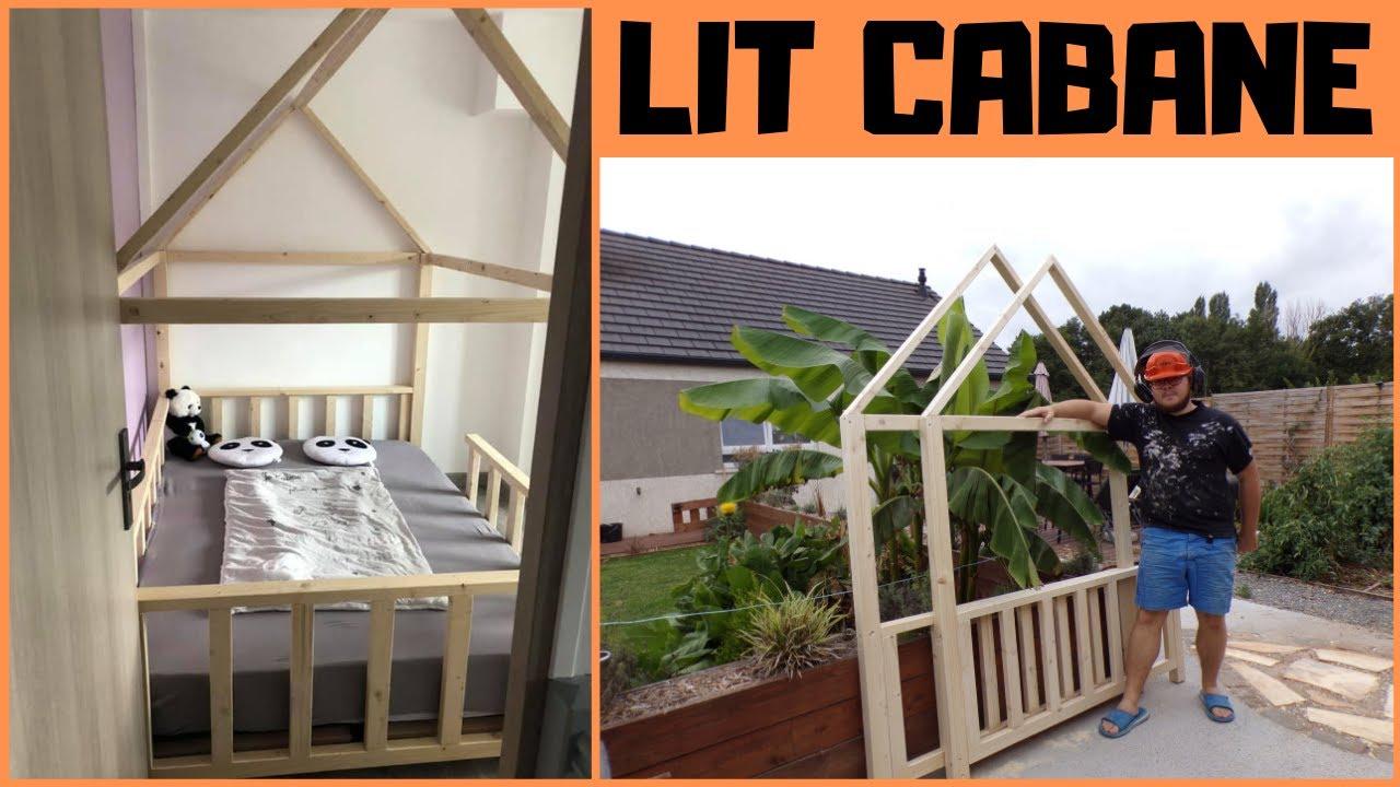 Fabriquer Lit Cabane Montessori lit cabane pas cher ?