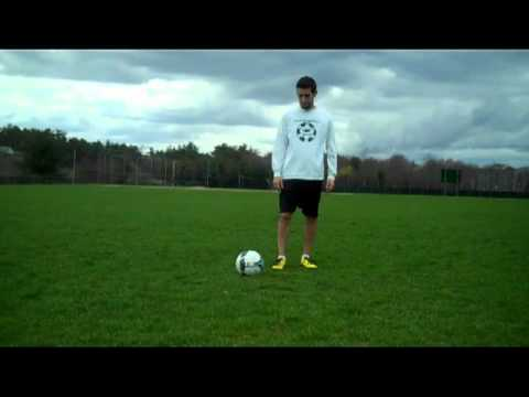 d4162365c5 Soccer Tricks - The Drag Back - YouTube