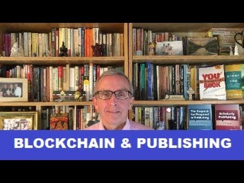 Blockchain and Publishing