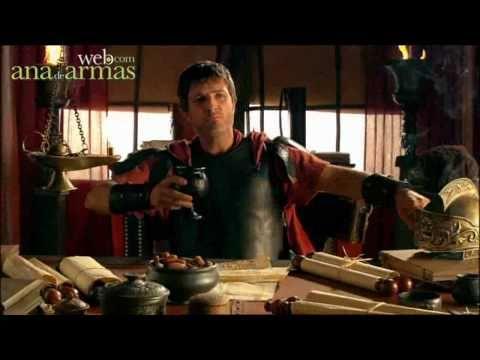 Ana de Armas. Cortinilla del sexto capítulo de Hispania