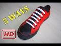5 Cara Kreatif Untuk Mengikat Tali Sepatu  MrGear