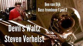 """Ben van Dijk - basstrombone """"Devil"""