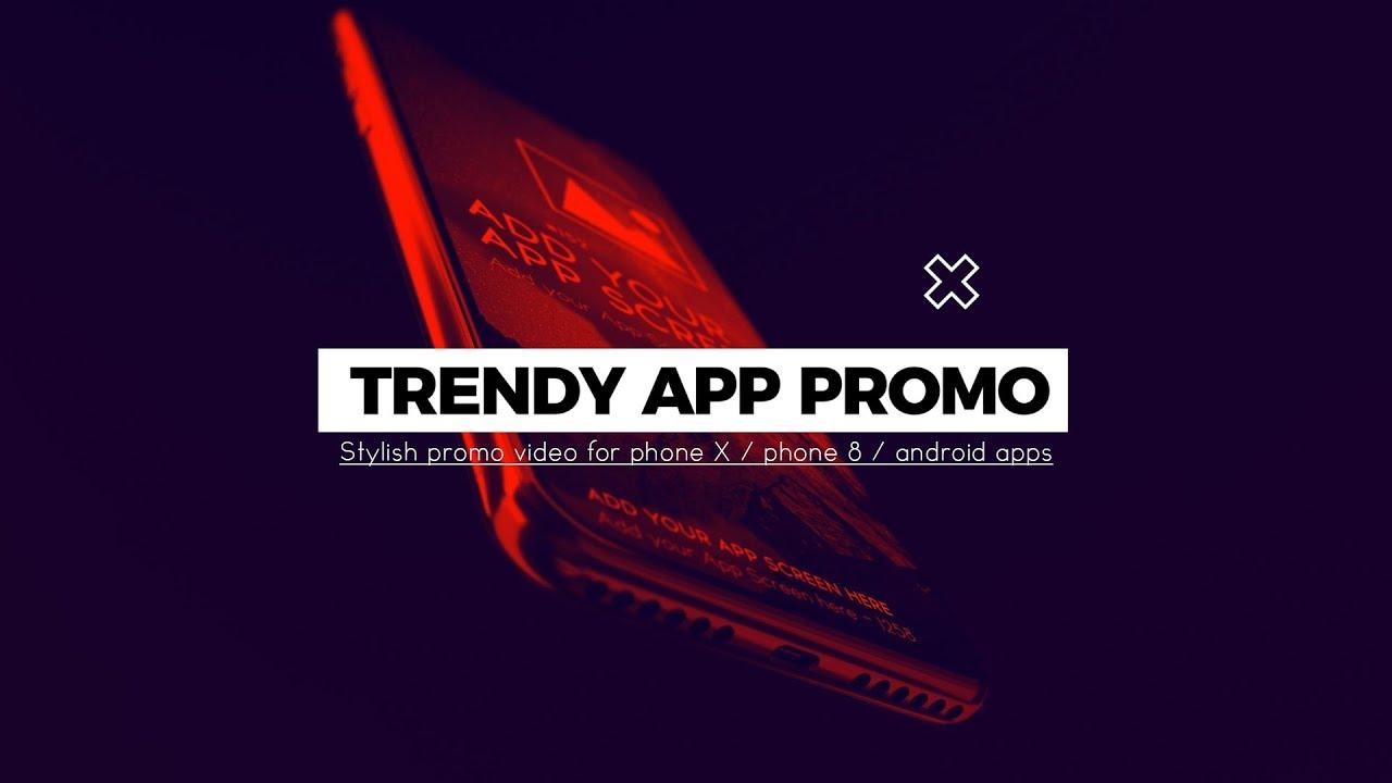 Trendy App Promo