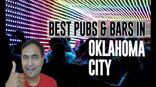 Best Bars Pubs & hangout places in Oklahoma City, United States